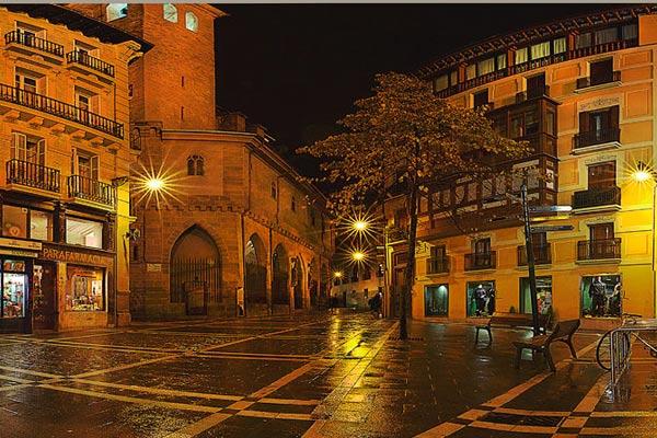 Hostales en Pamplona